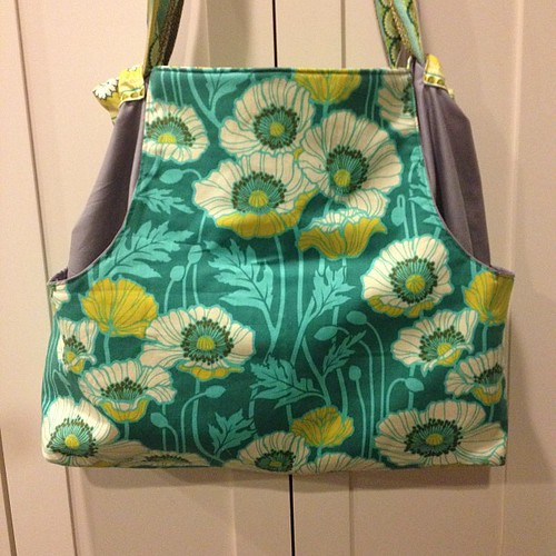 New bag made and I am packed and ready for Austin!