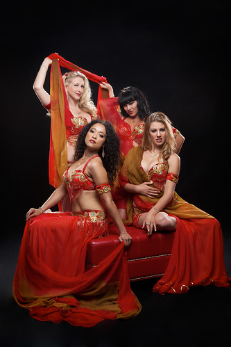 Club Belly Dance @ Alberta Rose Theatre