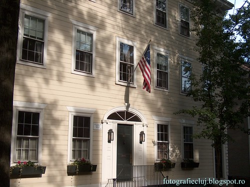 Providence, capitala Rhode Island, cel mai mic stat american 8495502655_9f50a23c7d