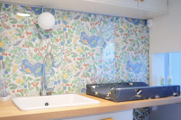 Diaper Room