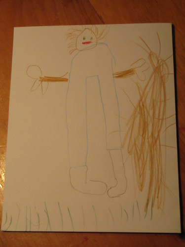 Ask a Student to Draw You ~ 2-22-2013