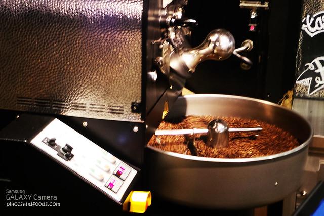 barista championship roasting