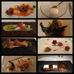 Emerson's 8 Course Degustation Menu