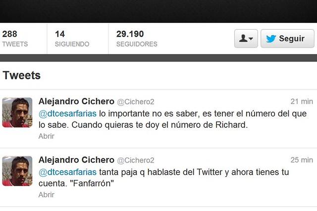 Alejandro Cichero