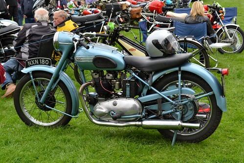 1953 Triumph Thunderbird