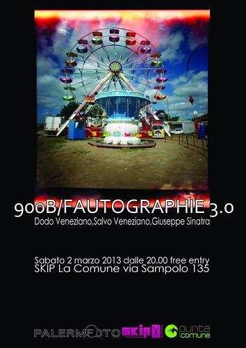 900B Fautographie 3.0 by Dodo Veneziano
