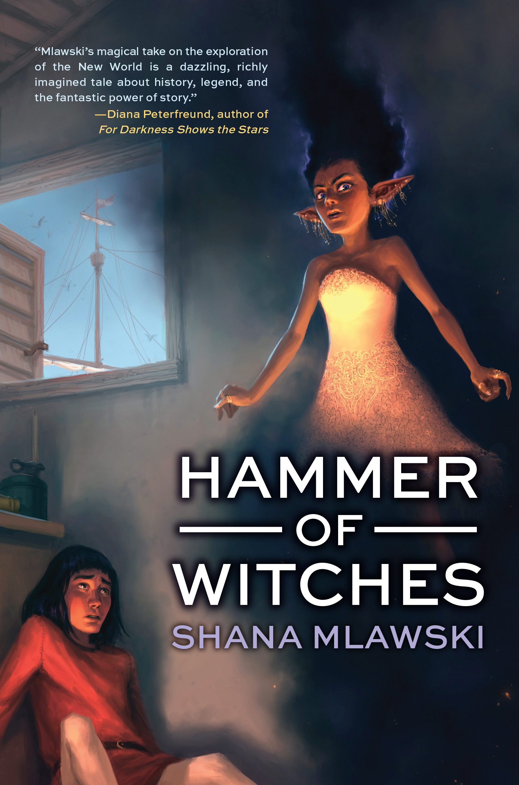 Hammer of Witches final cover