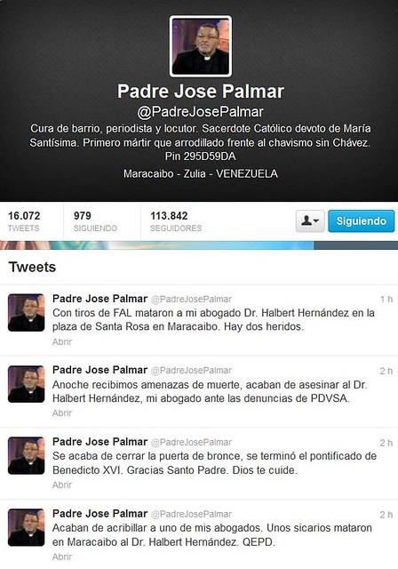 Twitter- Palmar