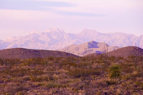 mountain mountains landscape franklin texas desert elpaso franklinmountains
