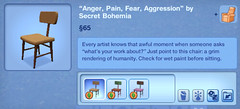 Anger, Pain, Fear, Aggression by Secret Bohemia