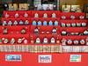 中村米店 キャラクター指人形 @ かつうらビッグひな祭り