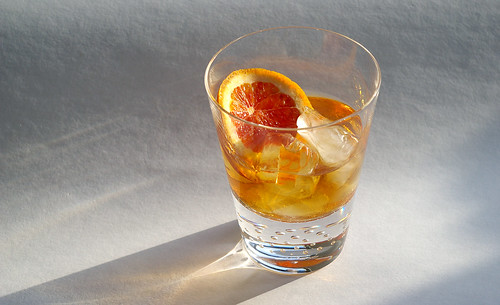 Bourbon Old-Fashioned I