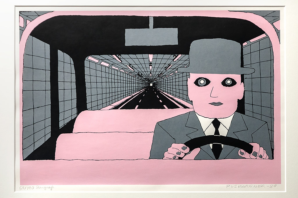 Pushwagner - On the road, 1980