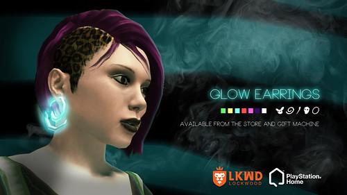 glow earings