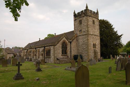 Holy Trinity, Ashford, Derbyshire