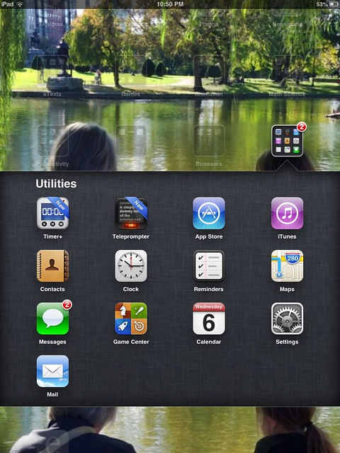 Utility Apps (March 2013)