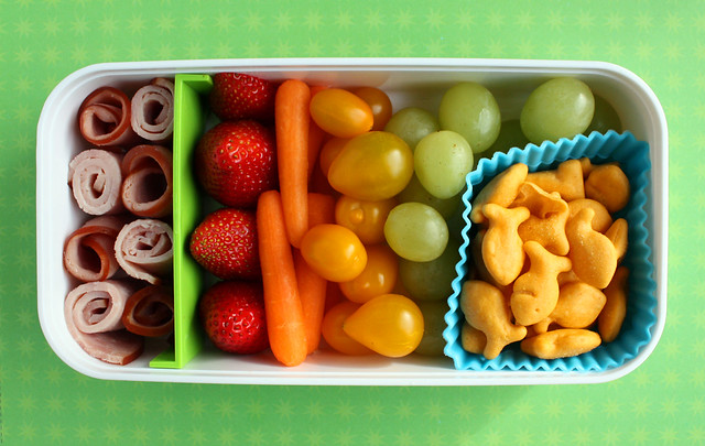 Preschool Rainbow Bento #412