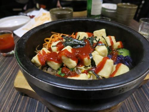 Bi Bim Bap - Toronto - Tofu Bibimbap