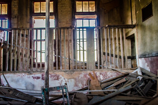 Donalds Depot Interior