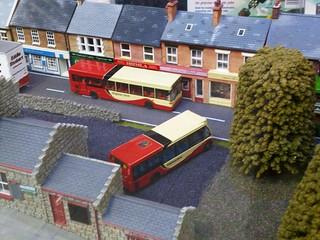 Great Yarmouth model shop display