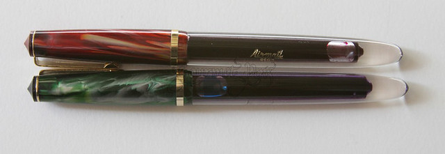 Airmail 444 + Flex Fountain Pen