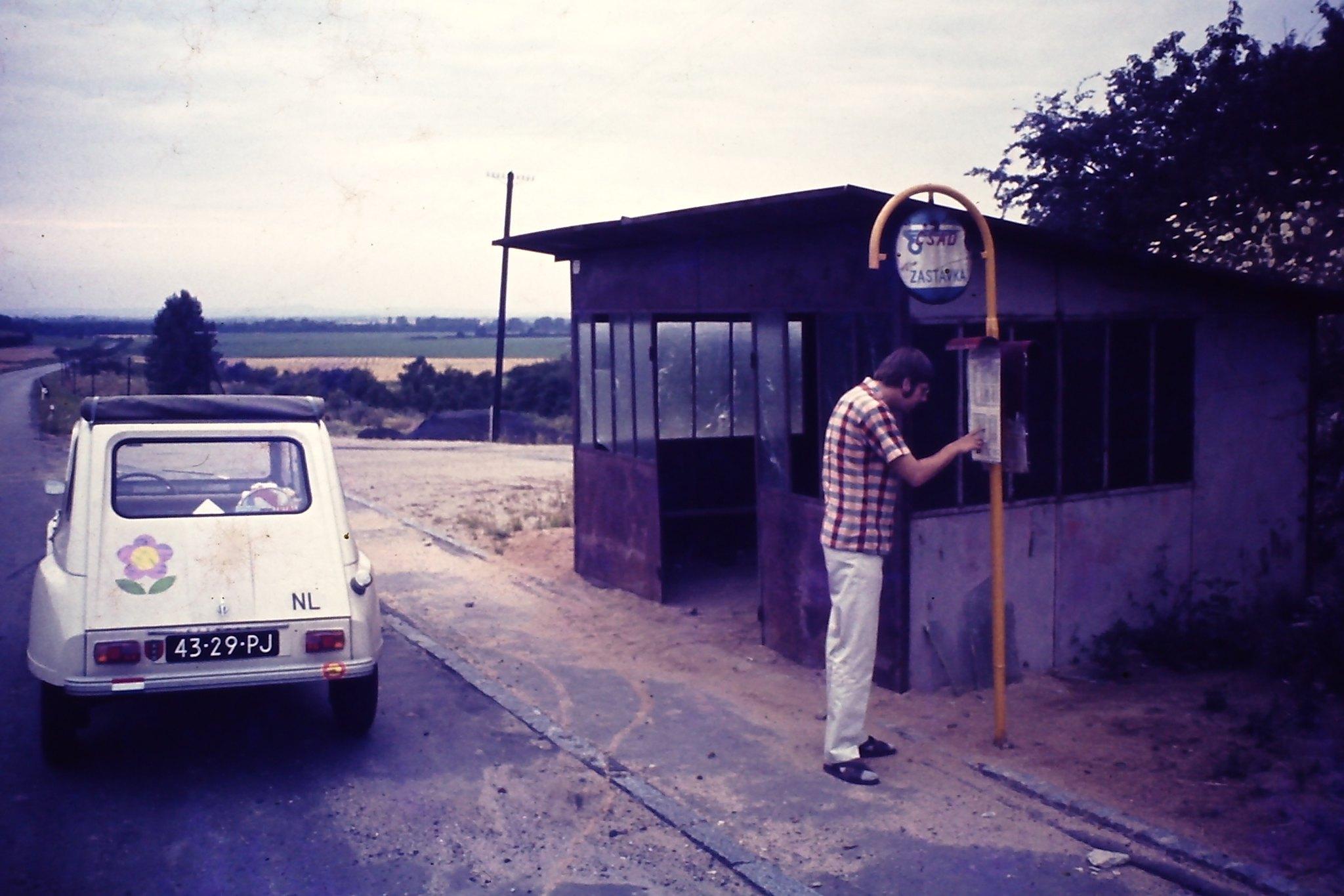 ( PRAHA ) August 1971 pic36