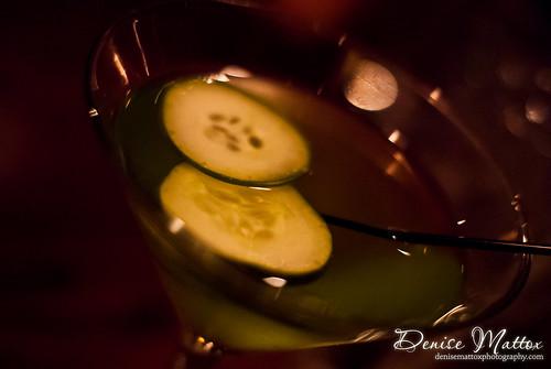 117: Cucumber Martini