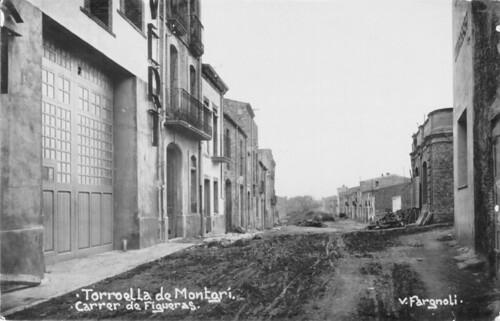 Carrer Figueres 1935