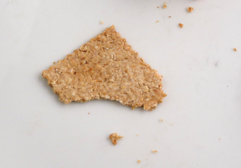 Scottish Oatcake on plate