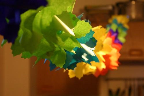 Rainbow deco