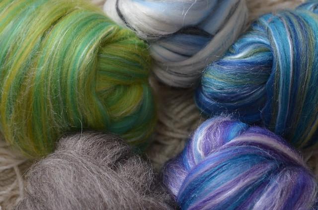handmade yarn