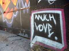 Much Love in the Alley