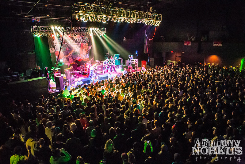 Slightly Stoopid The Expendables 3 17 13 Grand Rapids