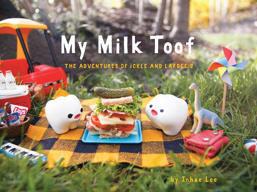 My Milk Toof Book2 Cover
