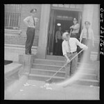 Superintendent Cleans Up for Women: 1943