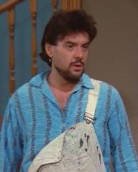 painter on Murphy Brown