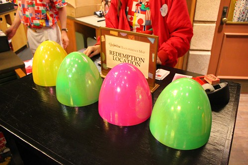 Vinylmation Easter Egg Hunt at Epcot
