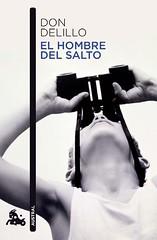 El hombre del salto Don Delillo portada libro