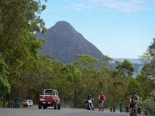 Glasshouse Mountains Lookout