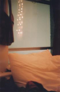 Cozy by the window