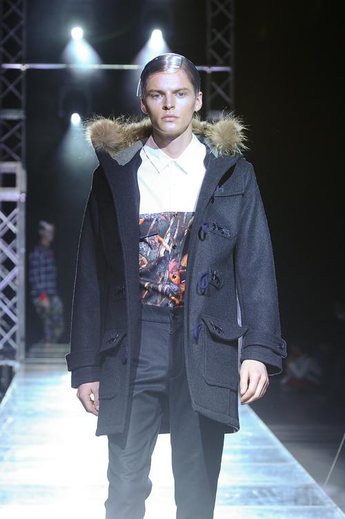 FW13 Tokyo yoshio kubo050_John Hein(Fashion Press)
