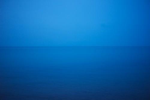 [フリー画像素材] 自然風景, 海, 青色・ブルー, 水平線 ID:201303311600