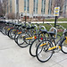MU Bike Share Parking