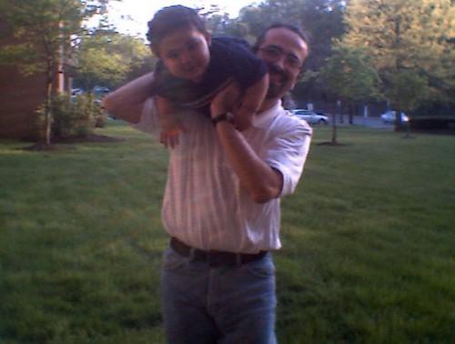 dad and mu