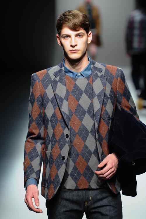FW13 Tokyo MR.GENTLEMAN032_Maxime Bergougnoux(Fashion Press)