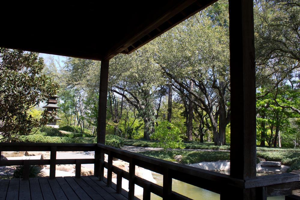 Ono No Komachi's Verandah