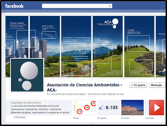 Facebook ACAmbienales