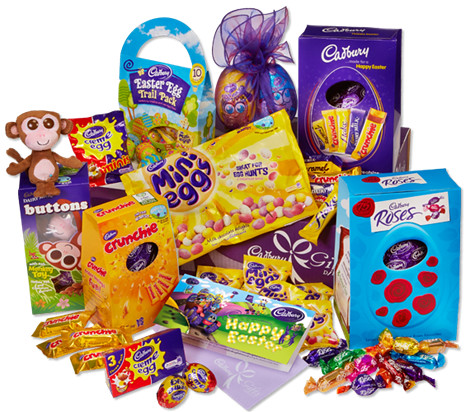 Gerrys kitchen chocolate easter eggs chocolate easter eggs negle Images