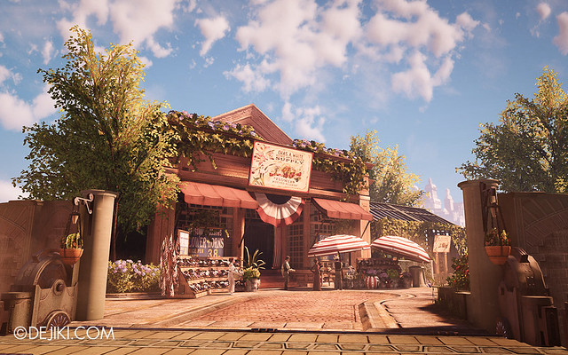 BioShock Infinite - Flower Shoppe