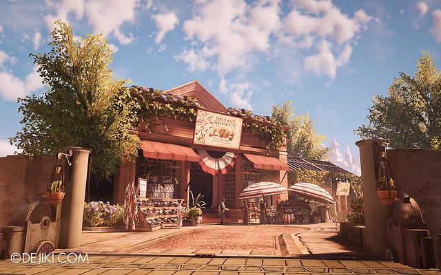 BioShock Infinite - Flower Shoppe
